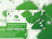 Nanoleaf Ad.