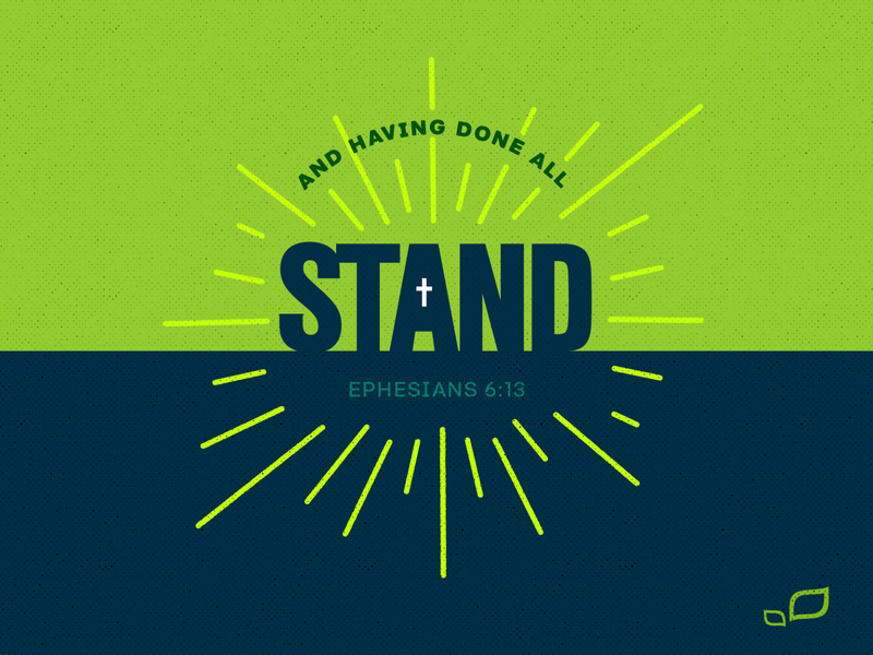 STAND.
