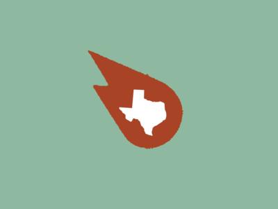 Texas Live Music Logo Mark