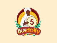 Ikadolly5 - a Logo for a Nubian Festival