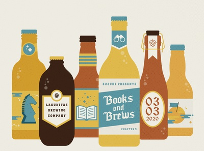 826CHI Books & Brews 2020