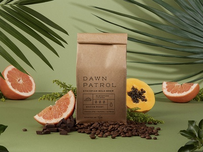 Dawn Patrol Packaging
