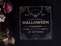 A Very Garrett Halloween