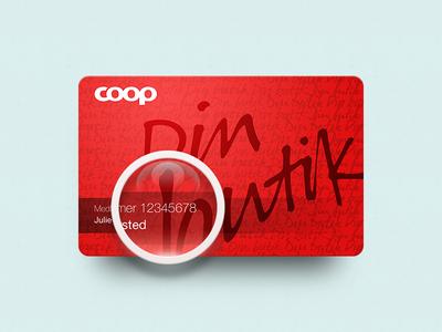 Magnifying glass - COOP Denmark