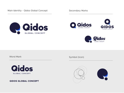 Qidos Global Concept - Brand Guidelines