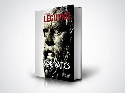 Ryszard Legutko - Socrates bookcover art direction design lastworks