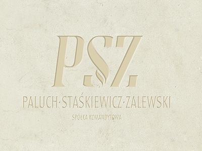 PSZ - rejected version ;)  branding design last works art direction