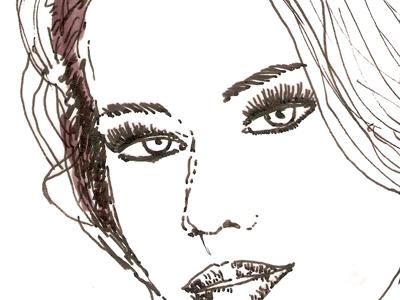 Spring ;) sketch art last works