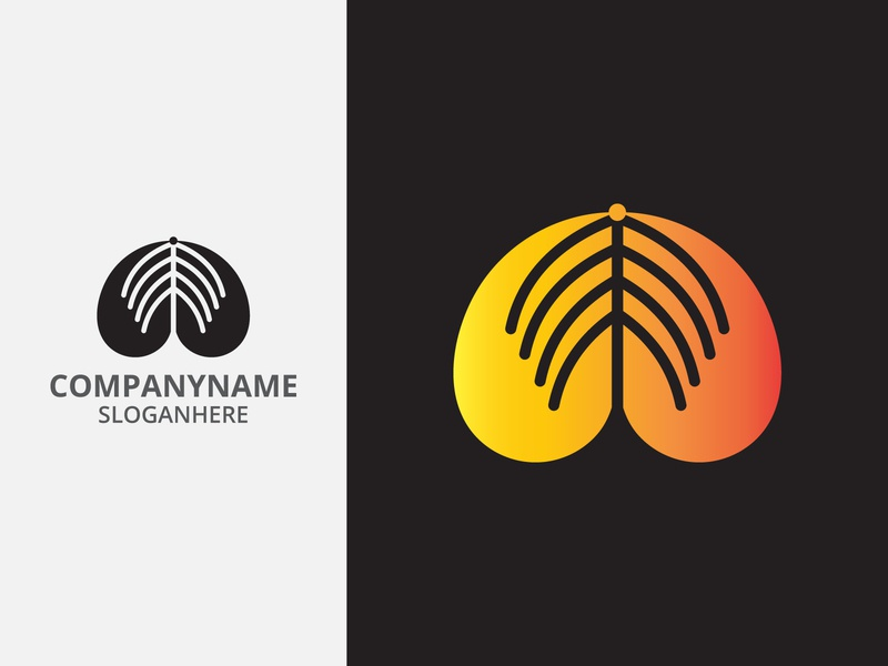 Company logo design vector simple logos lettering branding modernlogo logodesign logo design