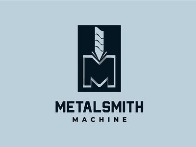 Metal Smith logo design