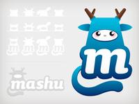 Mashu - Blue Cutie~