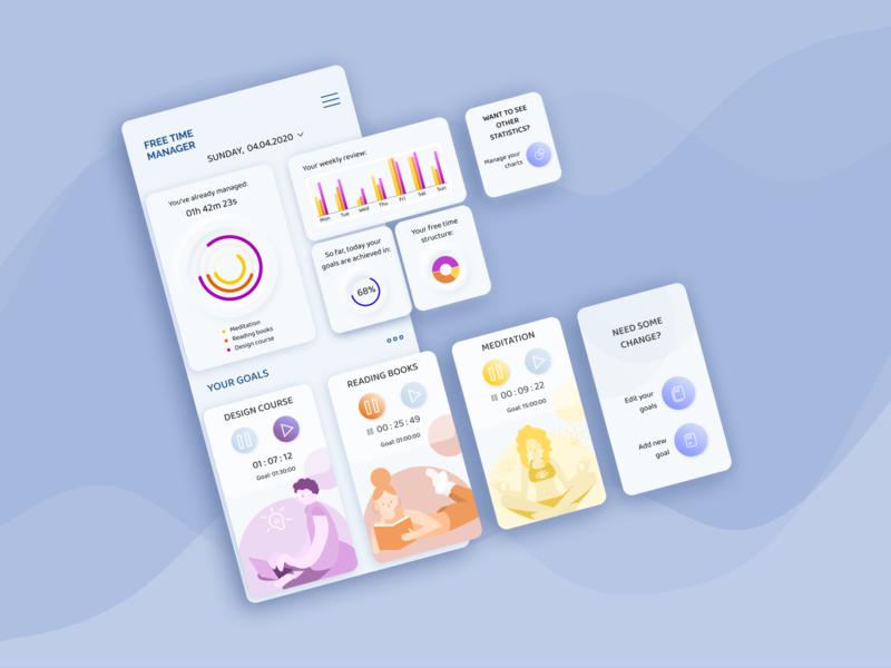Dashboard :: App concept