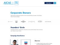 Corporate donors   desktop