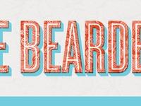 E Bearded