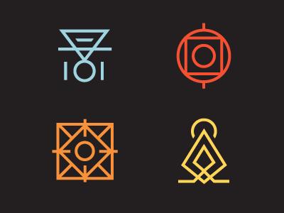 Geo icons
