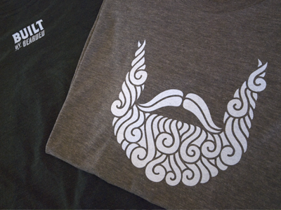 Bearded T-Shirts! t-shirts beard get them while theyre hot bearded