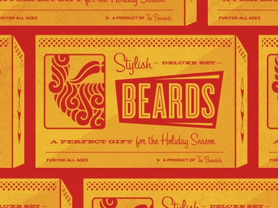 Coming to a store near you bearded bearded holiday