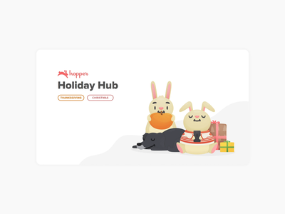 Holiday Microsite 2019 web interaction animation data webflow marketing web design microsite layout design