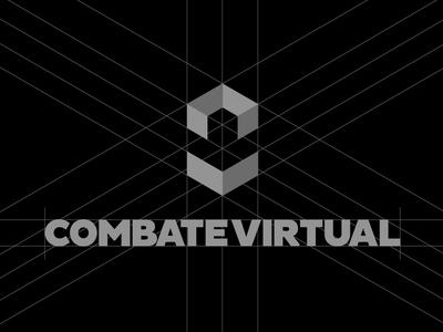 Combate Virtual Logo