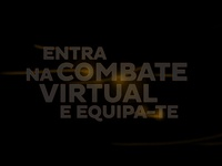 COMBATE VIRTUAL Title treatment