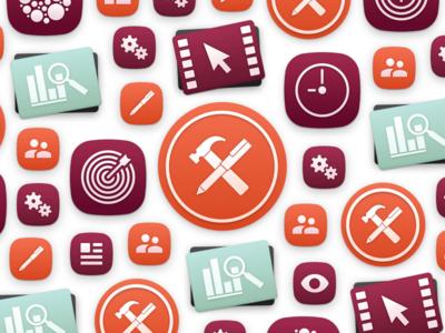 Ivy Marketing Icons