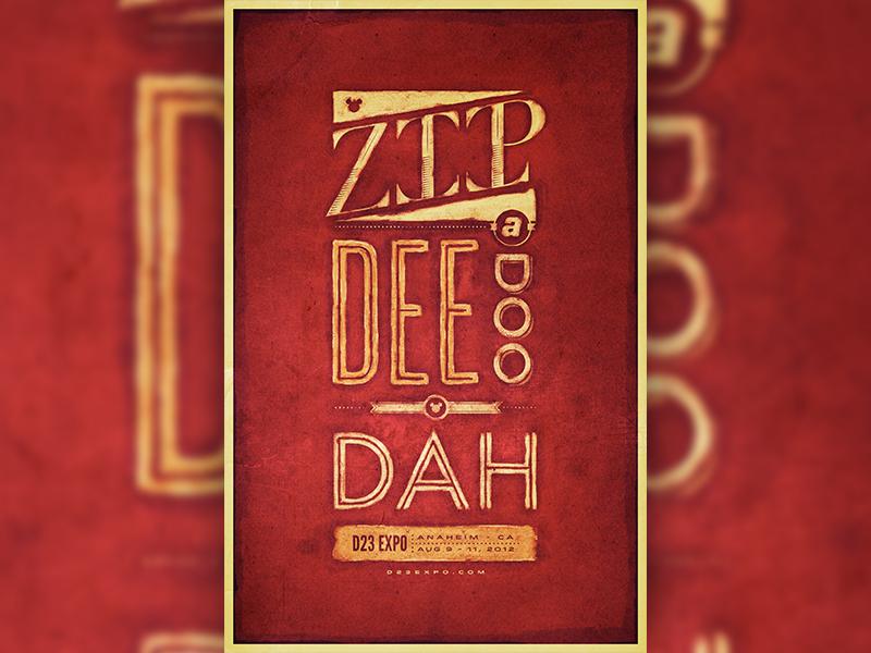 Zip Poster Final by John Barrier Wilson on Dribbble