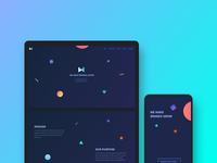 IW Agency Web Re-design