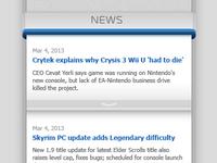 News column