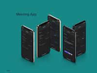 Iphone xs isometric standup mockup