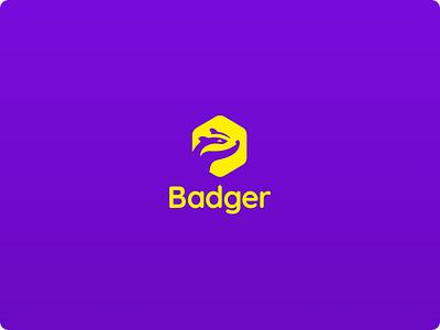 Badger App Logo logo app