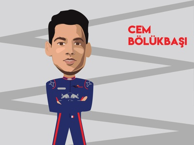Cem Bölükbaşı graphicdesign digital illustration illustration art digitalart illustrator vector design illustration flat adobe illustrator f1digitals f1 formula1