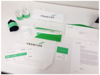 Frontier Airlines - Identity Design