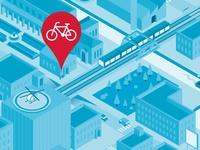 TIM Tag / Map / Bike