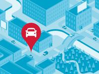 TIM Tag / Map / Car