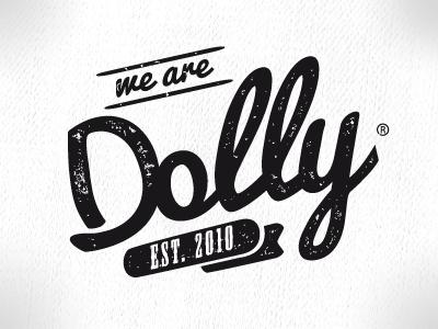 Logo Proposals logo vintage ribbon dolly
