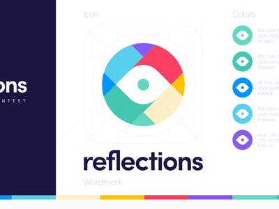 Reflections New Logo