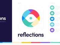 Reflections New Logo