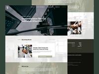 Website in progress