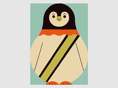 Circus (Penguin) penguin illustration circus animals