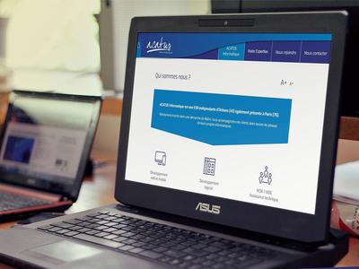 Acatus webdesign