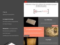Webdesign : IG Louvre