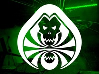 Hierophonik DJ Logo