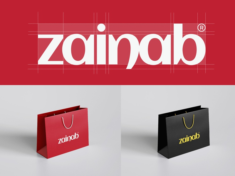 zainab marketing design adobe brand designer instagram illustrator brand identity brand design graphic graphic design logotype logodesign branding logo design logos logo