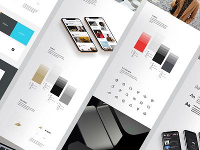 Revølve Case Studies logo branding casestudy webpage webdesign website web