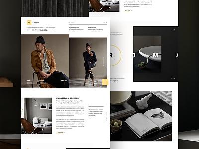 Chroma landing ui web webdesign webpage website chroma