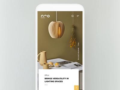 Neo App // Animation store ios mobile app animation ui