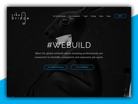 The Bridge Landing Page