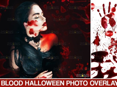 Blood Photo Overlay, Halloween overlay, blood splatter photoshop photoshop overlay 2suns digital paper blood photo overlay png overlays grunge overlay blood overlay textures blood blood splatter photoshop textures photo overlay