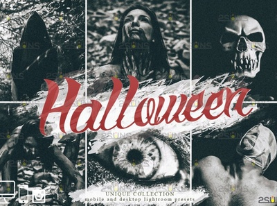 Halloween presets: Black&White Lightroom presets mobile and desk grunge overlay photoshop overlay photo overlay 2suns horror preset halloween preset mobile presets black presets lightroom presets moody presets presets mobile scary presets halloween presets vintage presets dark presets