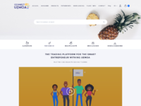 Uemoa homepage